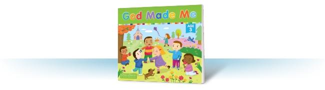 God Made Me – Age 3