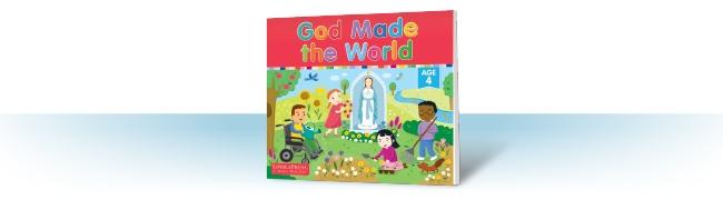 God Made The World – Age 4